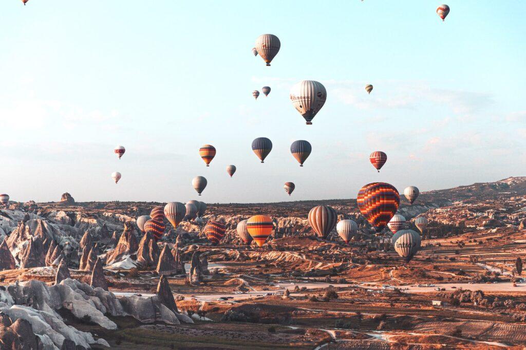Interesting Cappadocia