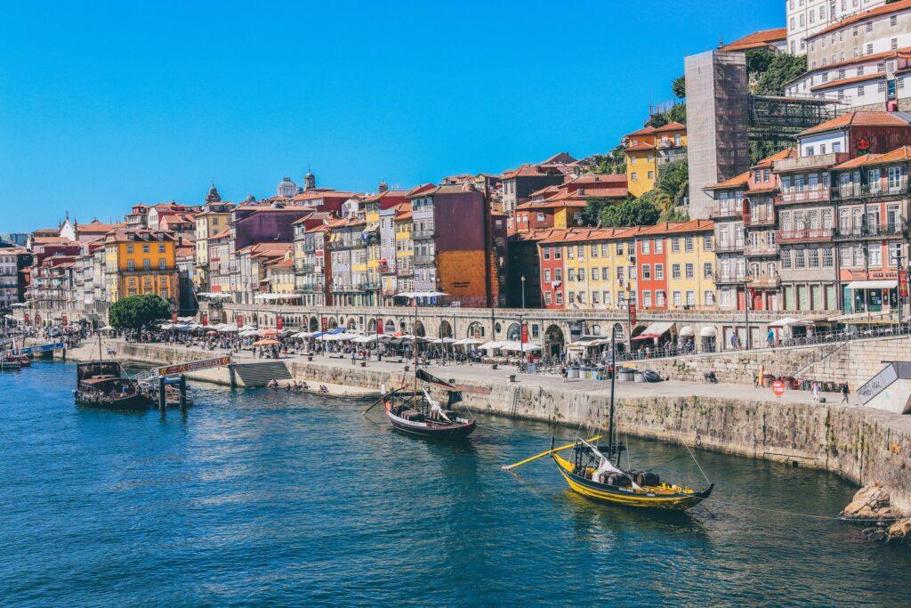 Porto alive city