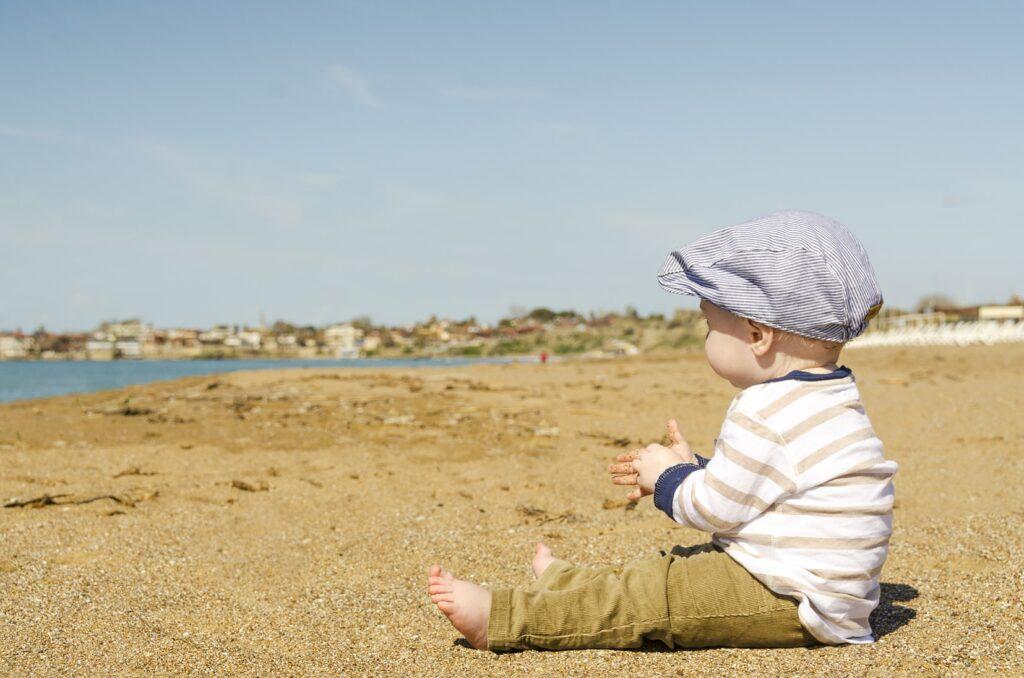 child sun protection